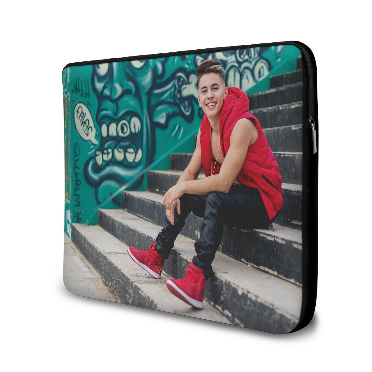 Capa para Notebook Biel Demorô Remix  - bandUP Store Marketplace
