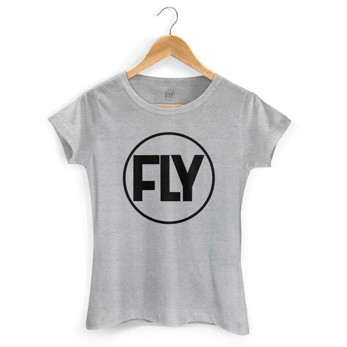 Camiseta Feminina Banda Fly Logo  - bandUP Store Marketplace