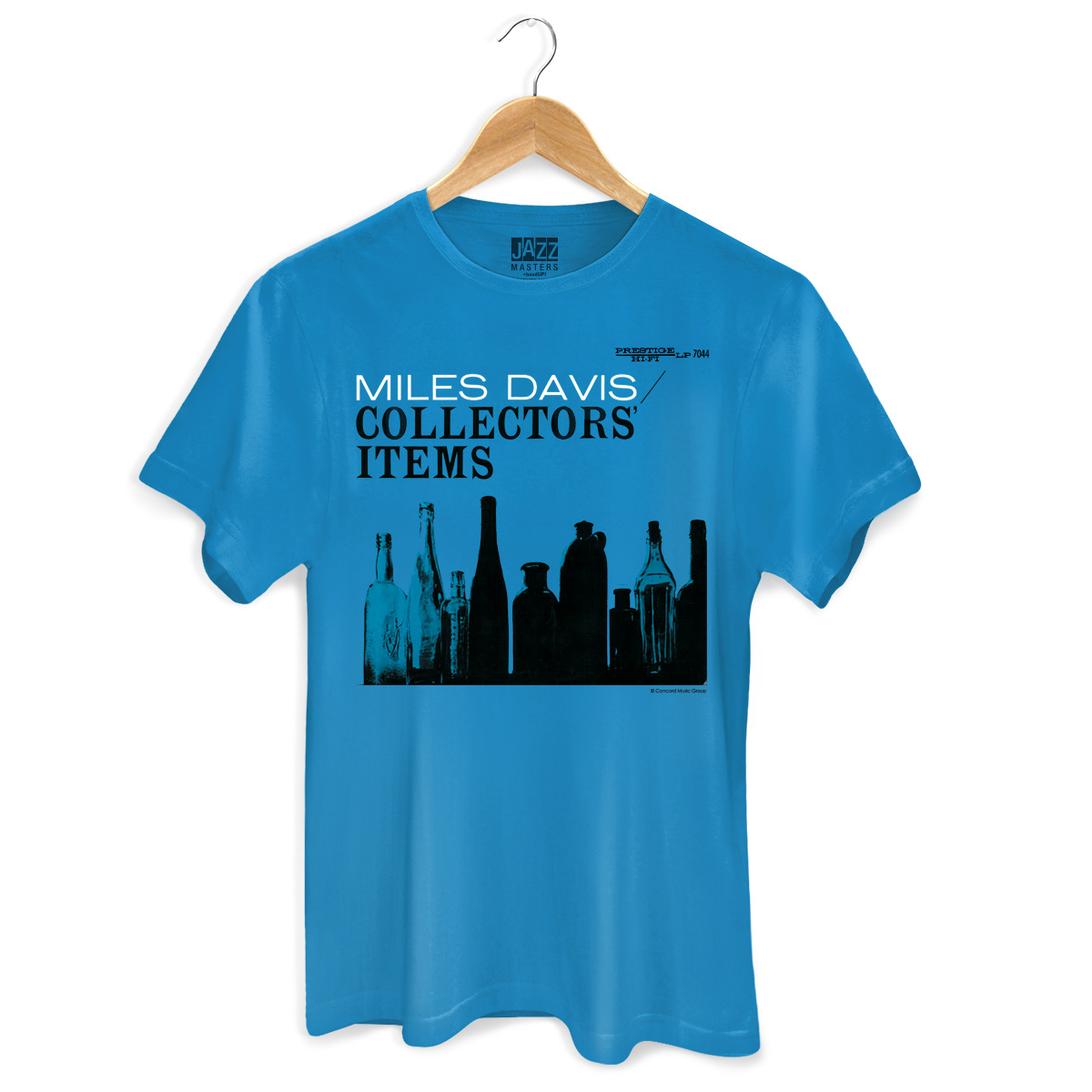 Camiseta Masculina Miles Davis Collectors´ Items  - bandUP Store Marketplace