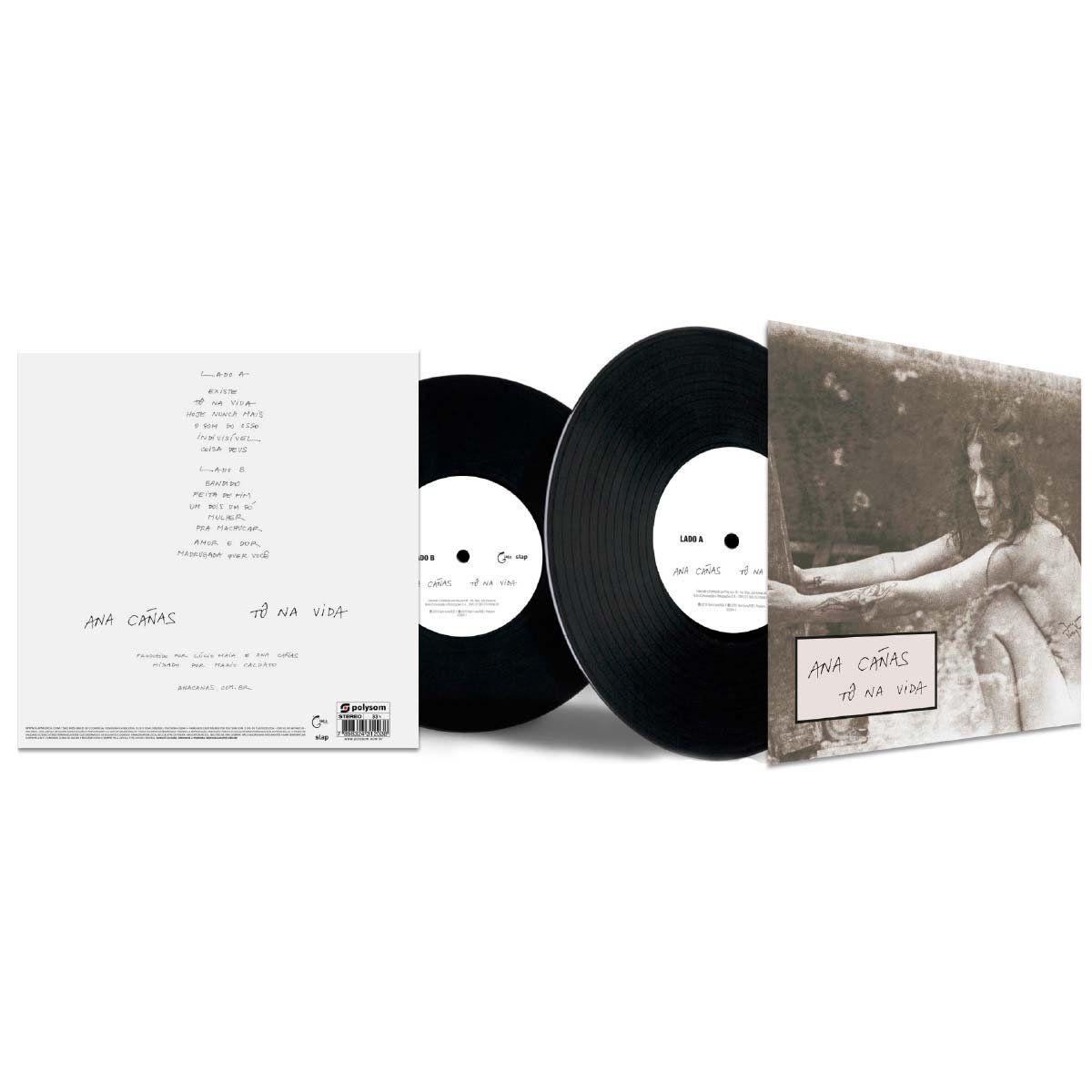 LP Ana Canâs Tô na Vida  - bandUP Store Marketplace
