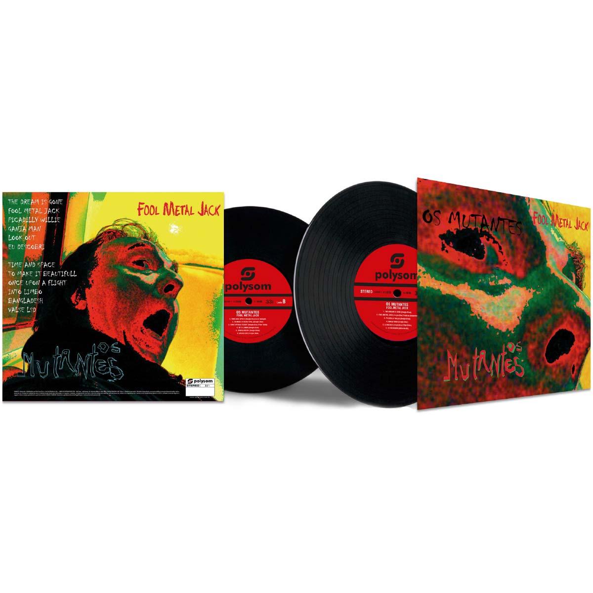 LP Os Mutantes Fool Metal Jack  - bandUP Store Marketplace