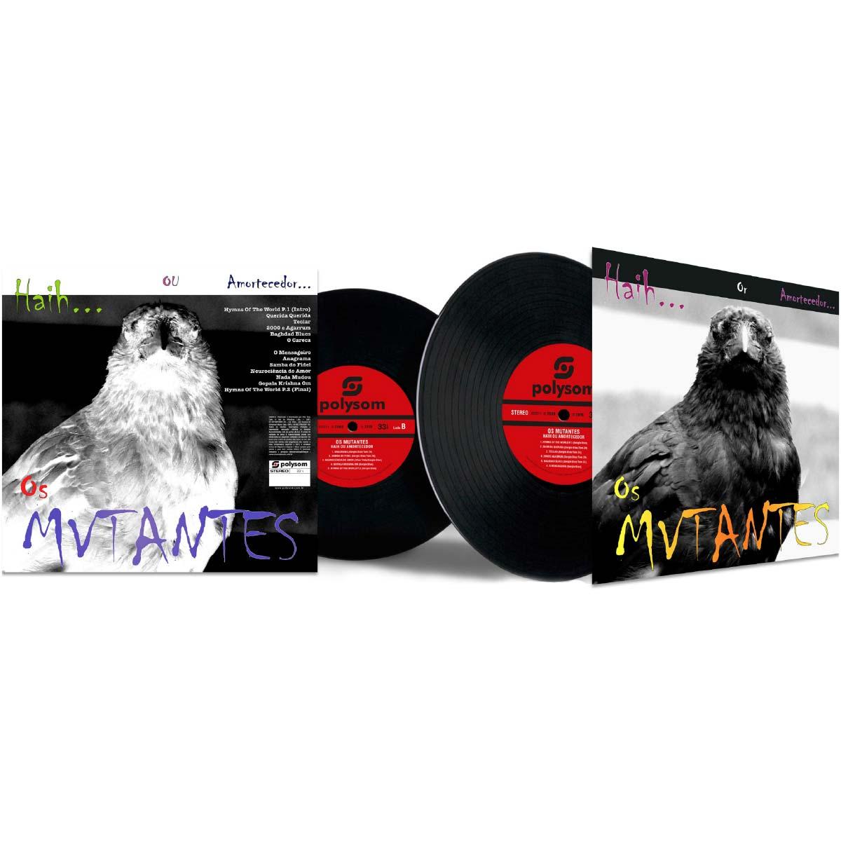 LP Os Mutantes Haih ou Amortecedor  - bandUP Store Marketplace