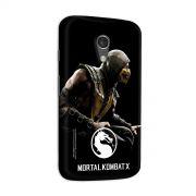 Capa para Motorola Moto G 2 Mortal Kombat X Capa