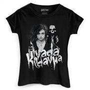 Camiseta Feminina Harry Potter Bellatrix Lestrange
