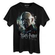 Camiseta Masculina Harry Potter Voldemort