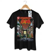 Camiseta Masculina Batman Rogues Gallery