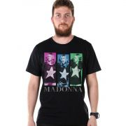 Camiseta Masculina Madonna Gmayl Single