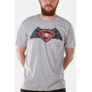 Camiseta Masculina Batman VS Superman Logo