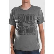 T-shirt Premium Masculina Batman VS Superman The Ultimate