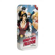 Capa para iPhone 4/4S DC Comics Women Unite for Freedom