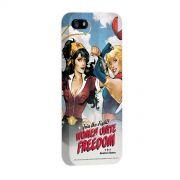 Capa para iPhone 5/5S Women Unite for Freedom
