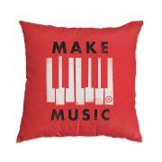 Almofada Dudu Borges Make Music