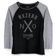Camiseta Raglan Feminina NXZero NX0