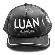 Boné Trucker Luan Santana A Caixa
