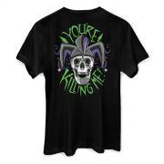Camiseta Masculina Esquadrão Suicida You´re Killing Me