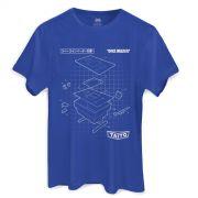 Camiseta Masculina Space Invaders TAITO Corporation