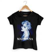 Camiseta Feminina Madonna True Blue