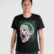 Camiseta + Gift Box Esquadrão Suicida