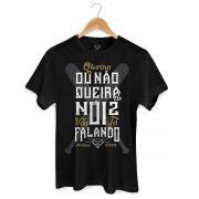 Camiseta Masculina MC Guimê Queira Ou Não Queira