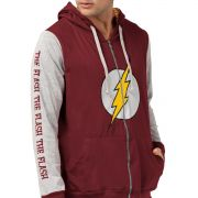 Jaqueta de moletom The Flash Logo