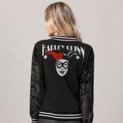 Jaqueta de Veludo Harley Quinn