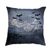 Almofada Batman 75 Anos Logo