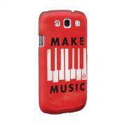 Capa para Samsung Galaxy S3 Dudu Borges Make Music