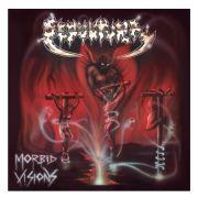 LP Sepultura Morbid Visions