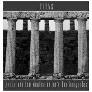 LP Titãs Jesus Não Tem Dentes No País Dos Banguelas