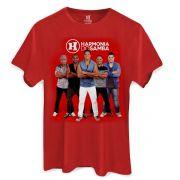 Camiseta Masculina Harmonia do Samba Grupo