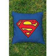 Almofada Superman Logo Superman Oficial