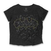 Blusa Feminina Batgirl Constelação