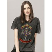 Blusa Feminina Guns N' Roses Appetite For Destruction