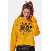 Blusão Feminino The Beatles Yellow Submarine Basic