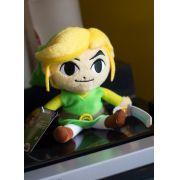 Boneco de Pelúcia Zelda Link