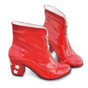 Bota DC Comics Custome Glam Oficial