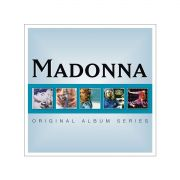 BOX CD Madonna - Original Album Series