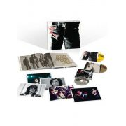 Box CD The Rolling Stones Sticky Fingers