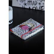 Caderneta de Anotações Harley Quinn Mad Love A6