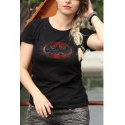 Camiseta Feminina Batman 2012