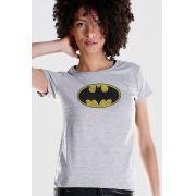 Camiseta Feminina Batman Logo Clássico 2