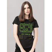 Camiseta Feminina BGS Snake