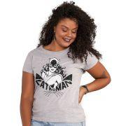 Camiseta Feminina Catwoman Oficial