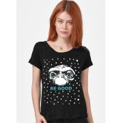 Camiseta Feminina E.T. Face Be Good