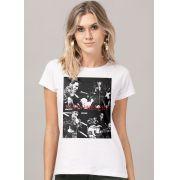 Camiseta Feminina Elvis Presley 68 Pics