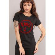 Camiseta Feminina Fresno Emo 1 Inverted