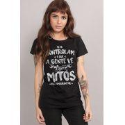 Camiseta Feminina Fresno Mitos