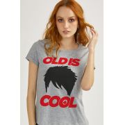 Camiseta Feminina Fresno Old is Cool