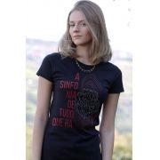 Camiseta Feminina Fresno Vibrações