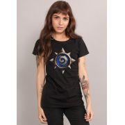 Camiseta Feminina Hearthstone Icon